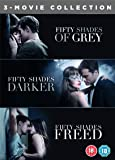 Fifty Shades: 3-Movie Boxset [DVD] [2018]