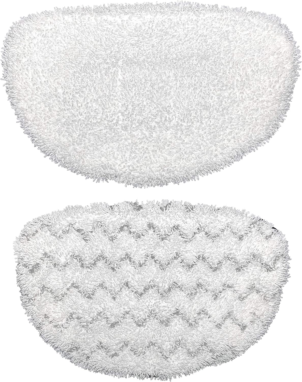 Washable Steam Mop Pads for Bissell PowerFresh 1940 1440 1544 Series, Model 19402, 19404, 19408, 1940A, 1940Q, 1940T, 1940W (2 pcs)