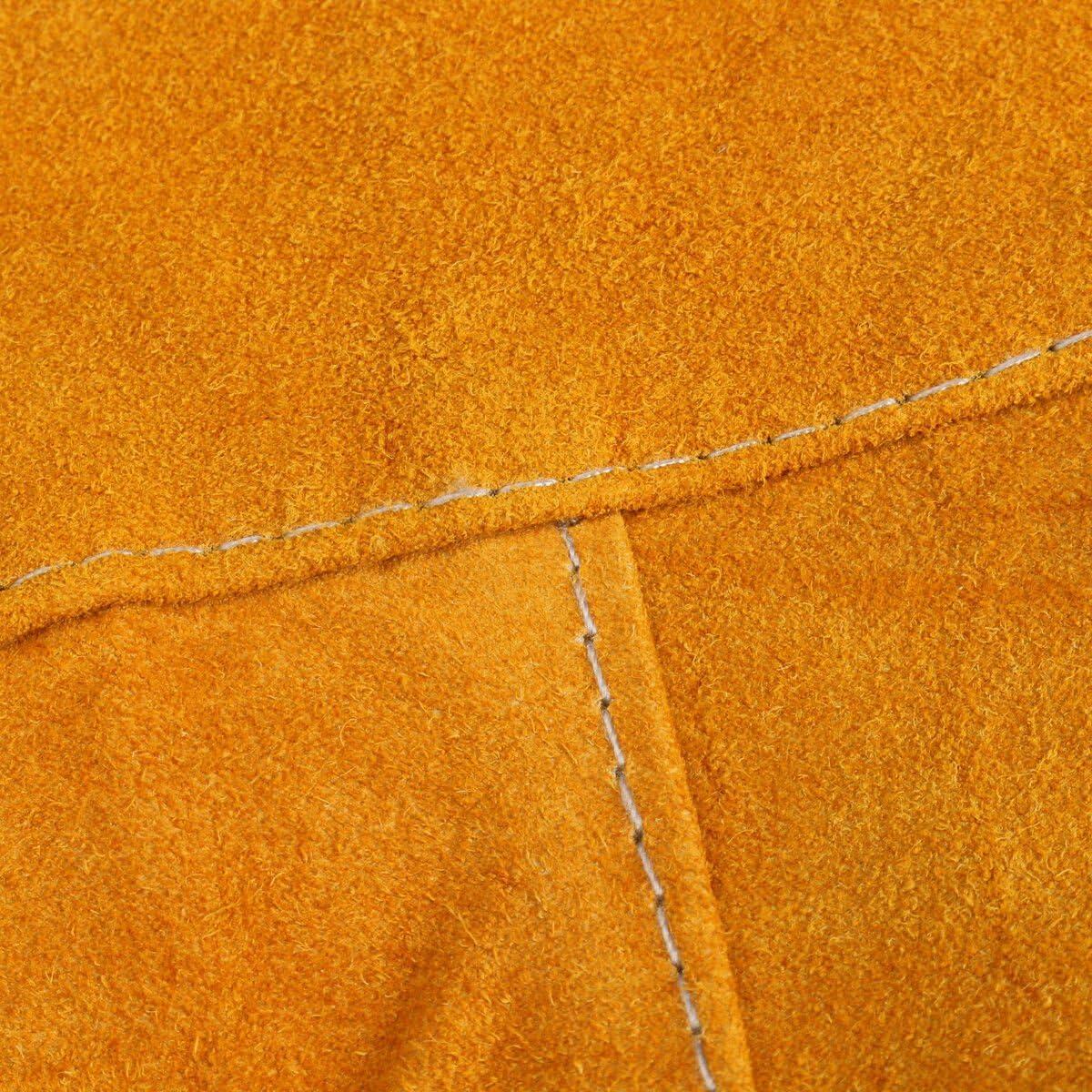 SODIAL Saldatura Saldatura Saldatori Grembiuli Sicurezza sul lavoro Abbigliamento da lavoro Vetraio Fabbro NUOVO