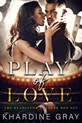 Play of Love: The Gladiator Players Box Set Kindle Edition