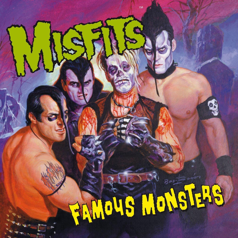 Resultado de imagen para misfits famous monsters