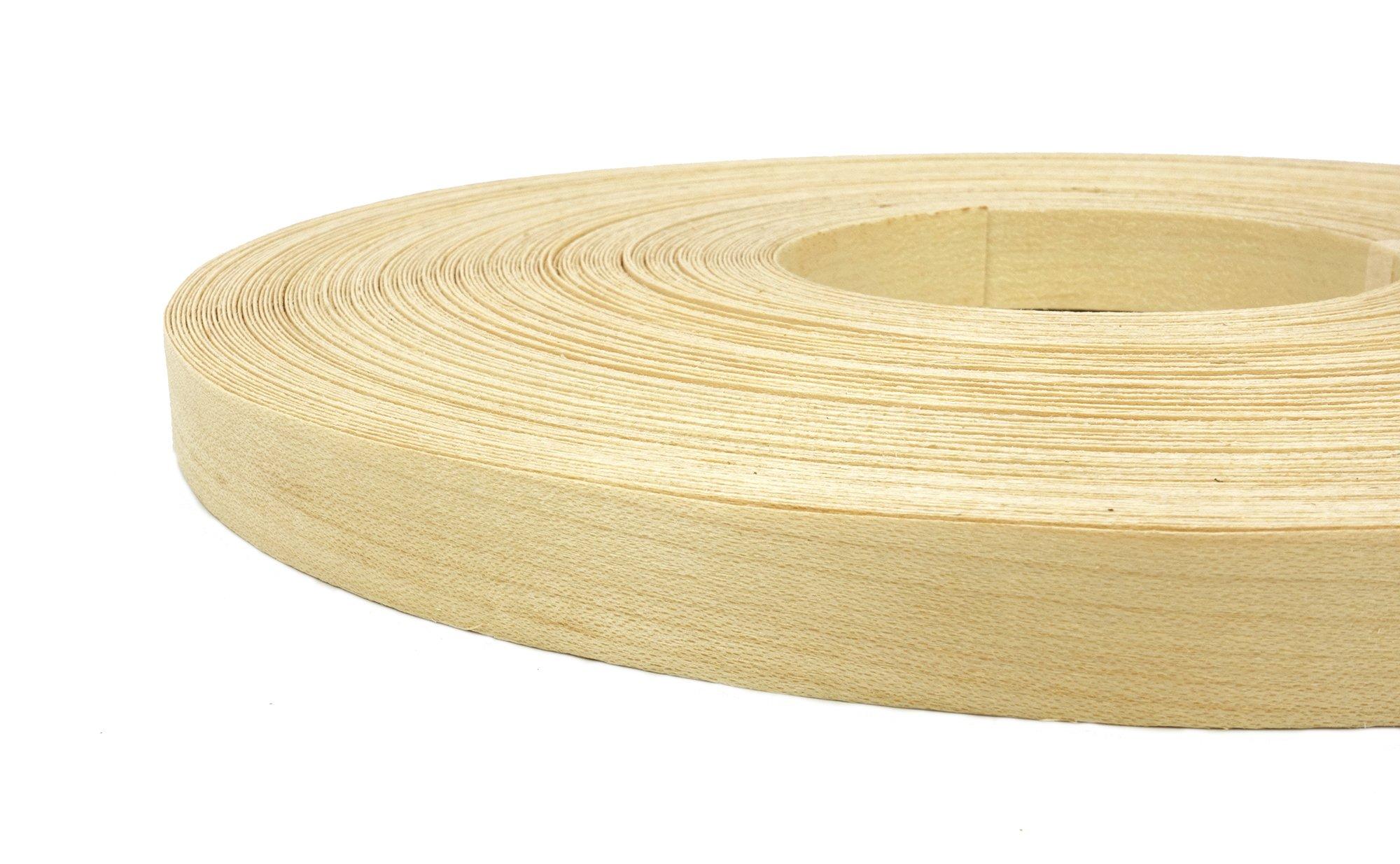 Maple Wood Veneer Edge Banding Preglued 3/4'' X 250' Roll by Beach Handiworks (Image #2)