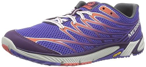 Merrell Bare Access ARC 4 - Zapatillas de Running de Material sintético Mujer, Color Azul, Talla 37: Amazon.es: Zapatos y complementos