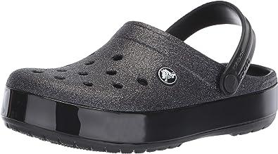 Crocs Women's Crocband Glitter Clog