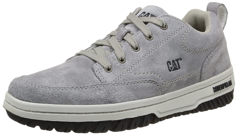 edb50df7a2b4d Caterpillar Decade Low-Top Sneakers, (Mens Frost Grey), 12 UK 46 EU:  Amazon.co.uk: Shoes & Bags