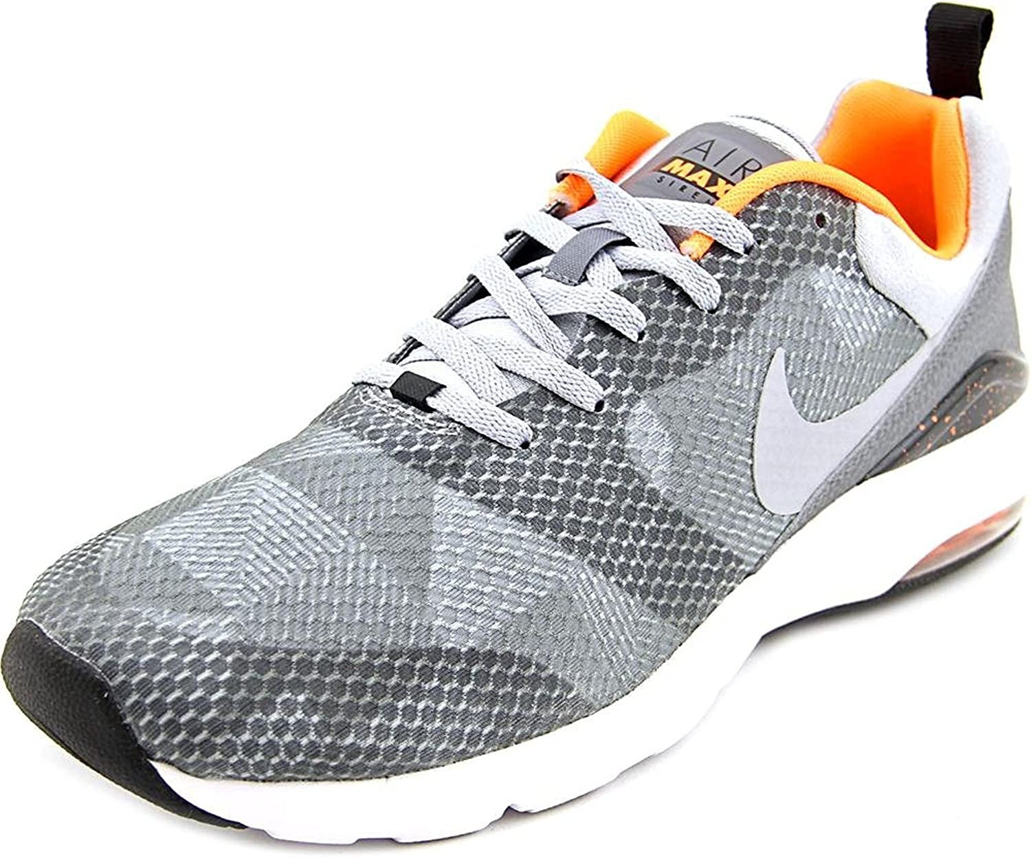 dirt cheap good looking best selling Amazon.com: NIKE Air Max Siren Print Men US 10.5 Gray Sneakers UK ...