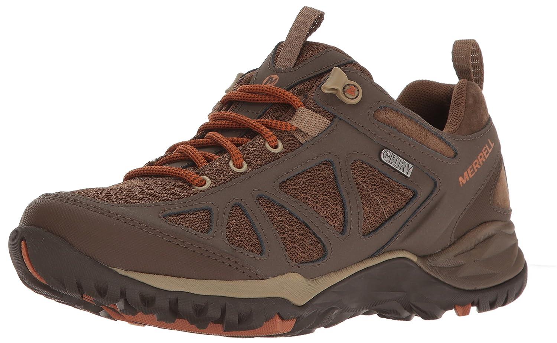 Merrell Women's Siren Sport Q2 Waterproof Hiking Shoe B01HFR7A8A 10 B(M) US Slate Black