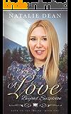 A Love Beyond Suspicion: Wagon Train Romance (Love on the Trails Book 1)