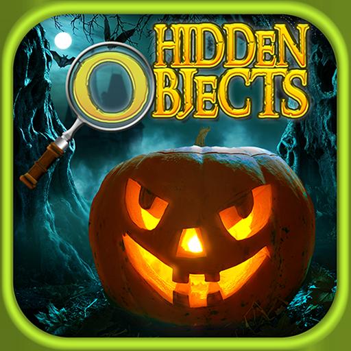 Hidden Objects - Halloween -