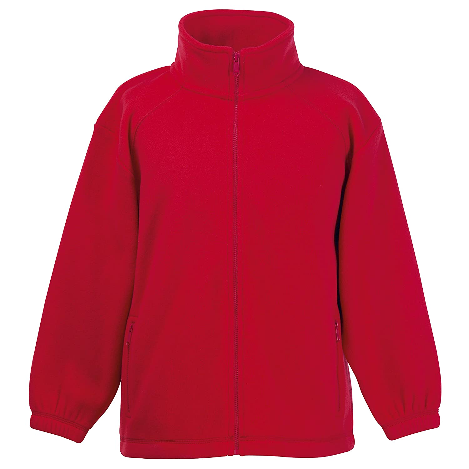 Fruit of the Loom Kids' Outdoor Fleece Jacket