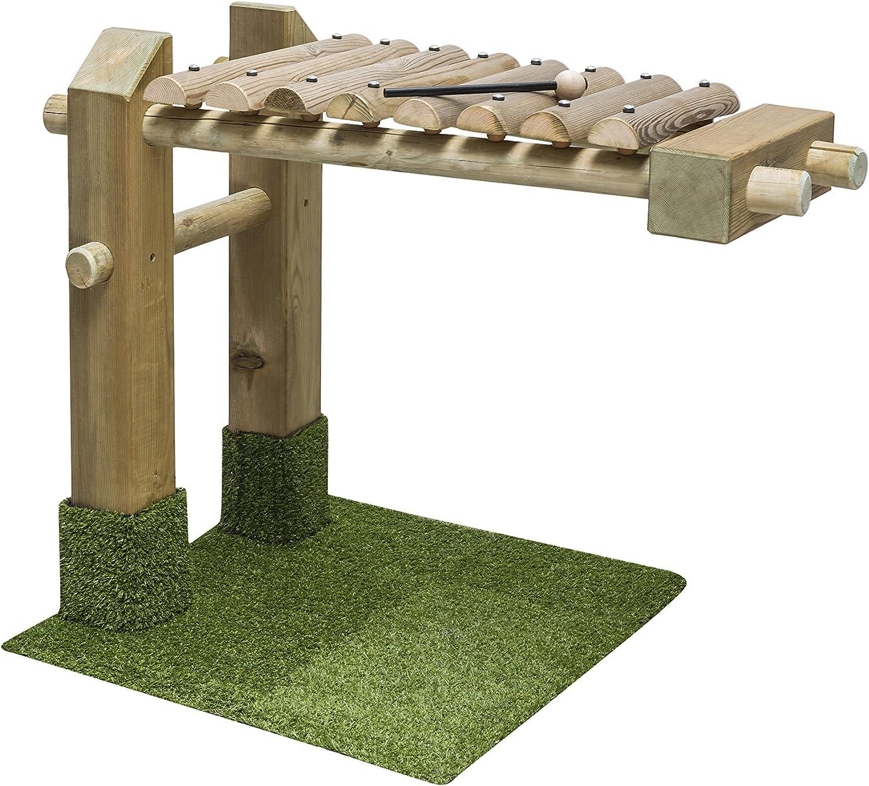 8510 Gitre 60 x 100 cm 8 notas xilófono Tomtam Maxi: Amazon.es: Instrumentos musicales