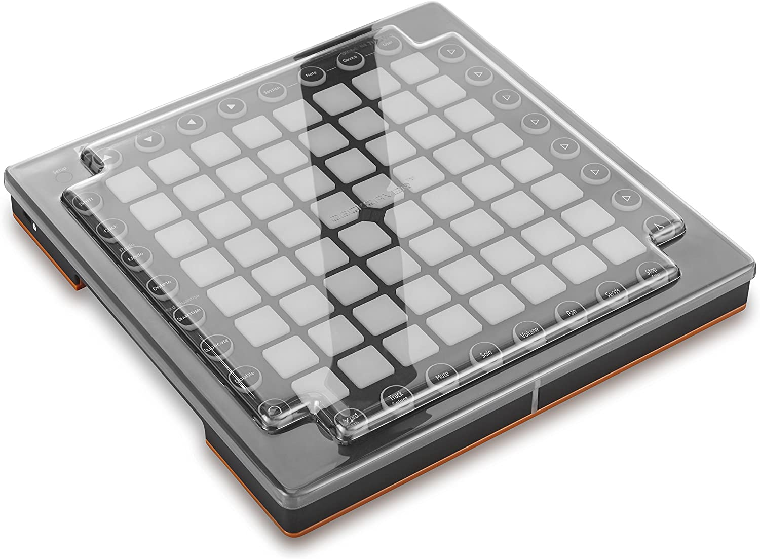 Amazon Com Decksaver Ds Pc Launchpadpro Protective Cover For Novation Launchpad Pro Musical Instruments