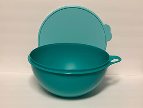 Amazon.com: Tupperware thatsa tazón 32-cup en color verde ...