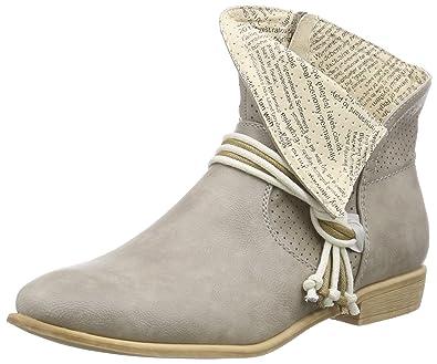 b53fc788e4a4 Rieker Y2556 Damen Halbschaft Stiefel  Amazon.de  Schuhe   Handtaschen