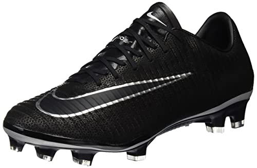 best cheap 0e593 9c6e5 Nike Mercurial Vapor XI Tech Craft 2.0 FG 852516-001 Black ACC Men s Soccer  Cleats
