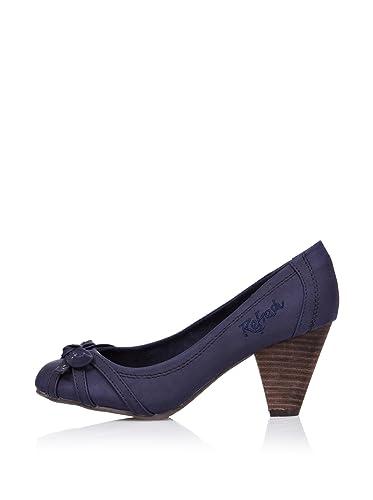 Refresh Zapatos Lazo Remaches Marino EU 39 r3KTtWC