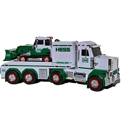 Hess 2013 Toy Truck & Tractor: Toys & Games