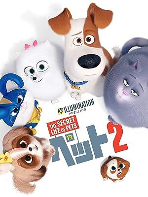 映画『ペット2』無料動画をフル視聴(吹き替え・日本語字幕)できる動画配信サービスを紹介