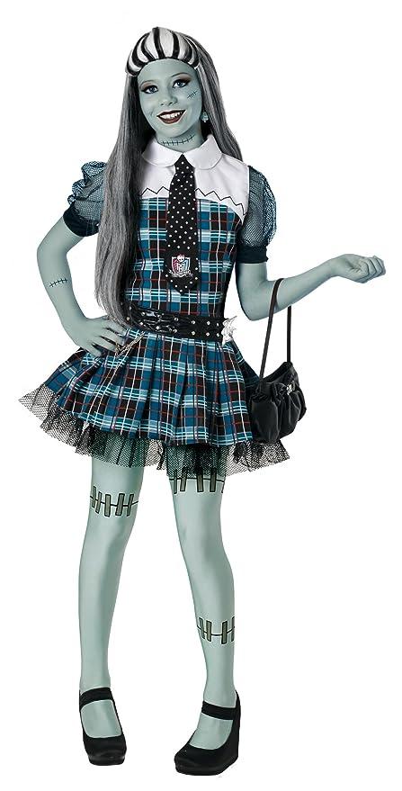 Monster High D686-005 - Disfraz Frankie Stein (8-10 años)