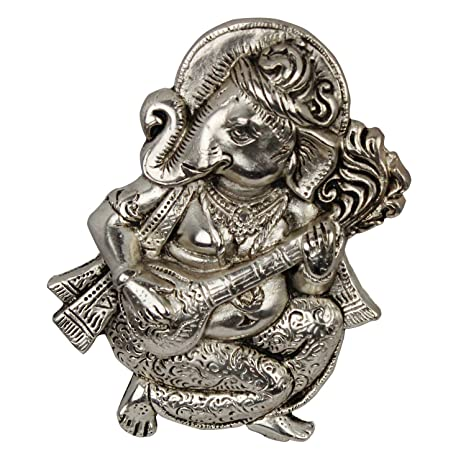 Buy Give Luxurious Look Your House With White Metal In Antique Look