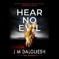 Hear No Evil: A chilling British detective crime thriller (The Hidden Norfolk Murder Mystery Series Book 5)