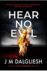 Hear No Evil: A chilling British detective crime thriller (The Hidden Norfolk Murder Mystery Series Book 5) Kindle Edition
