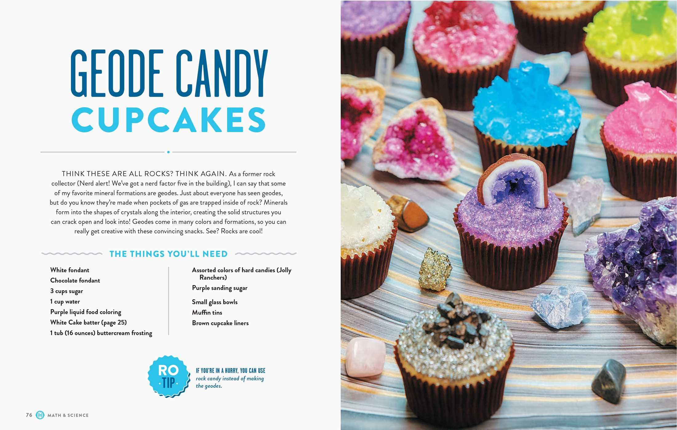 The Nerdy Nummies Cookbook: Sweet Treats for the Geek in All of Us ...