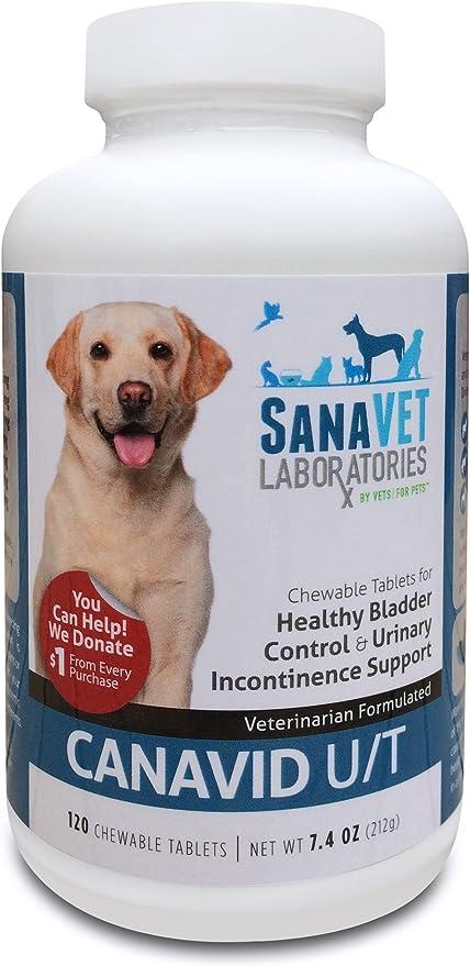 tratamiento natural para incontinencia urinaria en perros