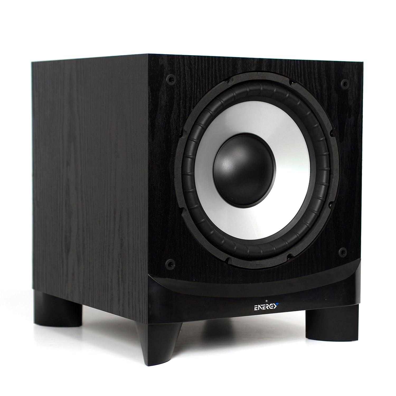 Amazon.com: Energy ESW-C10 10-Inch 400 Watt Subwoofer (Black): Home Audio &  Theater