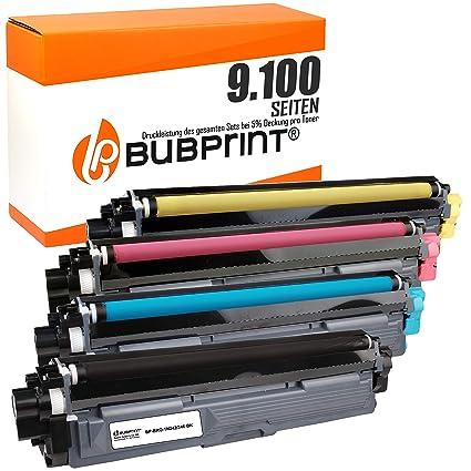 Bubprint 5 Toner kompatibel f/ür Brother TN-242 TN-246 HL-3142CW MFC-9142CDN MFC-9332CDW DCP-9022CDW HL-3172CDW MFC-9342CDW HL-3152CDW DCP-9017CDWG1