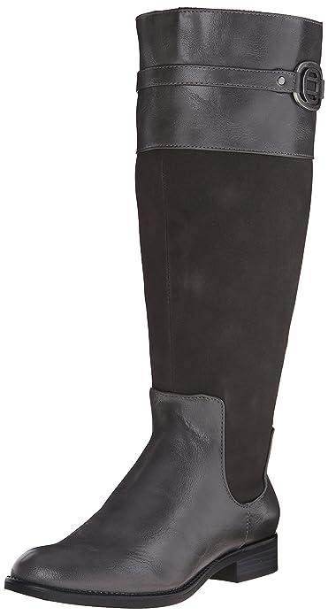 Amazon.com | LifeStride Women's Ravish WS Riding Boot | Knee-High