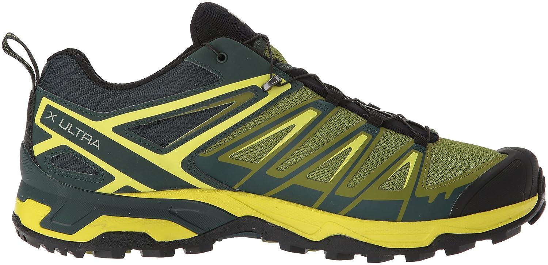 Femme Wings Flyte 2 GTX Chaussures de Course à Pied et Trail Running, Synthétique/Textile, Bleu, Pointure: 43 1/3Salomon