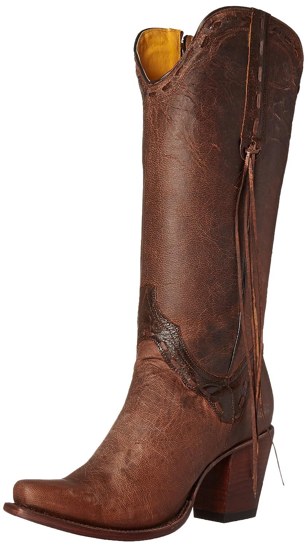Johnny Ringo Women's Shirley Western Boot B01FWR3X2C 6 B(M) US|Mad Dog Bone