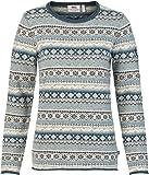 FJÄLLRÄVEN Övik Folk Knit Sweater w Women Wool Pullover, Womens, Övik Folk Knit Sweater W