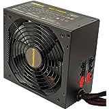 Rhombutech® 1000 Watt ATX Netzteil - Gaming - Saving Power - Kabelmanagement - Aktiv PFC - 140mm kugelgelagerter Lüfter