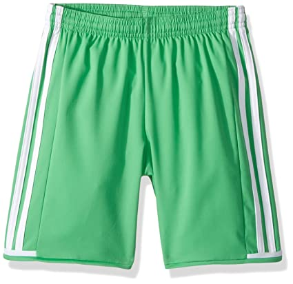 separation shoes aa714 96d40 adidas Mens Soccer Condivo 16 Shorts, Energy GreenWhite, Youth X-Small