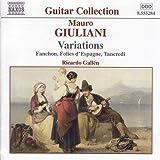 Giuliani - Guitar Music Vol.1 - Variationen
