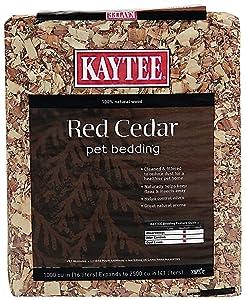 Kaytee Cedar Pet Bedding for Pet Cages