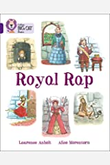 Royal Rap: Band 08/Purple (Collins Big Cat) Kindle Edition