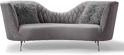 Tov Furniture Velvet Sofa