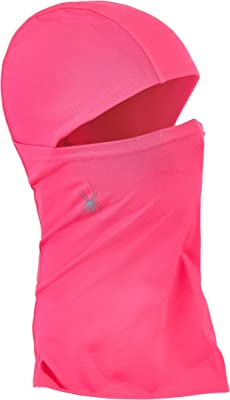 Stretch Polyester Pivot Pink Balaclava [Spyder] Picture