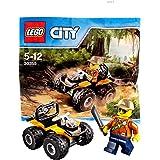 Lego City 30355 - quad giungla