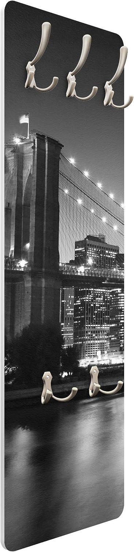 attaccapanni /Appendiabiti Appendiabiti /Manhattan in New York City 139/x 46/x 2/cm,/ Apalis Appendiabiti/ Appendiabiti da Parete Appendiabiti da Parete Appendiabiti
