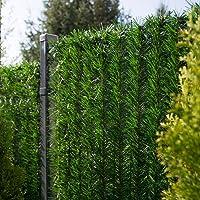 FairyTrees Cubierta de la Valla Terraza, GreenFences Verde