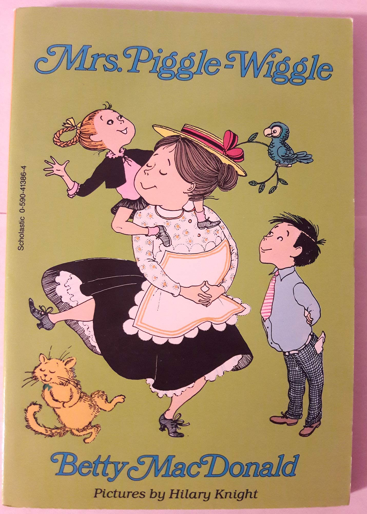 Mrs Piggle Wiggle Betty Macdonald Hilary Knight 9780590413862 Amazon Com Books