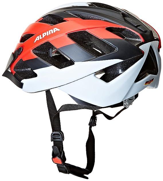 Alpina Panoma L.E. - Casco de ciclismo para hombre: Amazon.es: Deportes y aire libre