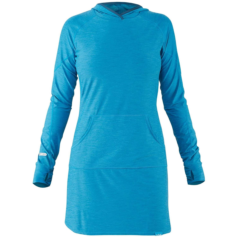 NRS Womens H2Core Silkweight Hoodie Dress
