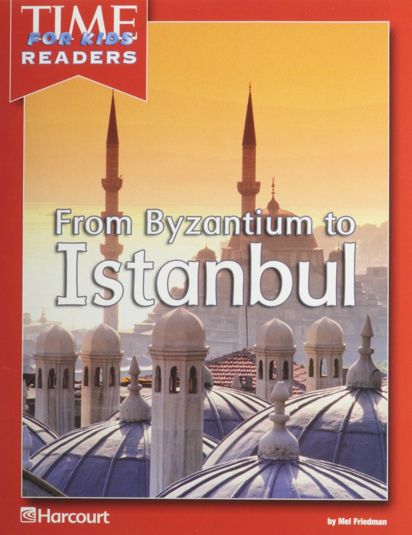 Read Online Harcourt School Publishers Horizons: Tfk Rdr From.Istanbul Wrld Hist pdf