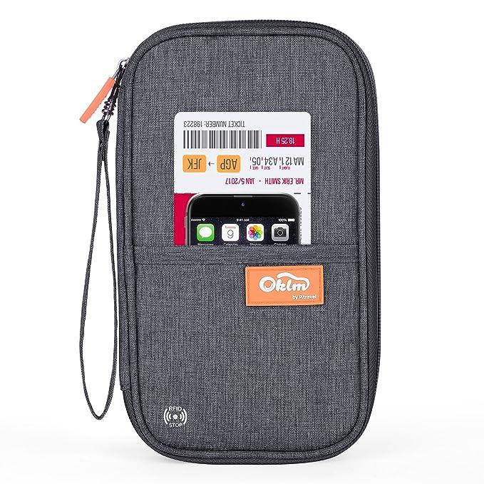 db4410dffd RFID Travel Passport Wallet