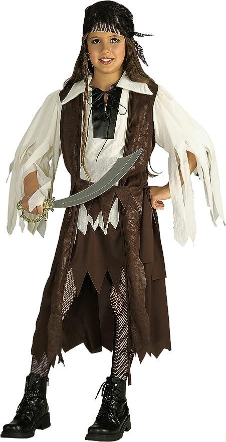 Rubies France - Disfraz de pirata para niña: Amazon.es: Juguetes y ...